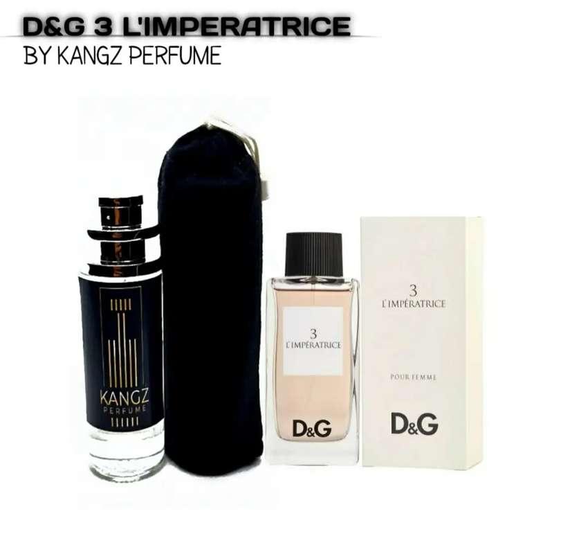 Parfum D&G 3 L'imperatrice / For Women / Kangz Perfume 0