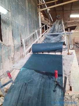 Jasa sambung belt conveyor