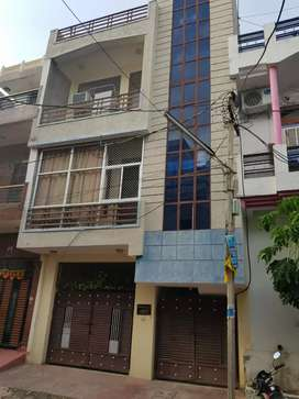 Chiterkoot Independent House 66 Sq.Yd 3 Story urgent Sale