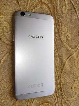 Oppo F1s White 4/64