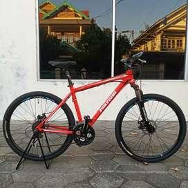 Sepeda Gunung MTB XC Polygon Cozmic Full Upgrade Hybrid Termurah