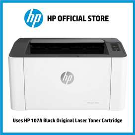 Hp Printer 107A(NEW BOX PACK)