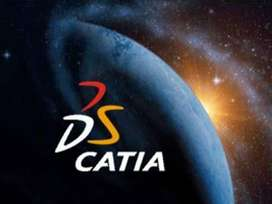 Work from home on catia projects