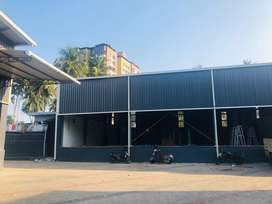 Godown For Rent at perinthalmanna