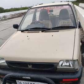 Maruti Suzuki 800 2002 Petrol & LPG Well Maintained
