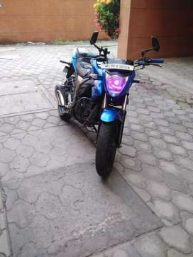 Good condition smooth vehicle 155cc new battery good tyres