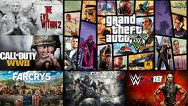All Original Pc Games Available Like GTA 5 With Full Working Guarantee