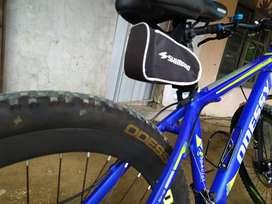 Sepeda Biru Odessy MTB 26