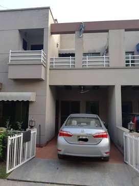 5 marla slightly use house for sale in cricketer villas new airport