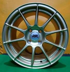 Jual velg racing Ring 15 untuk mobil Brio, Agya, Ayla (bisa Credit)