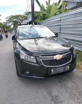[LANGKA] Chevrolet Cruze LT - Black - Sangat Terawat
