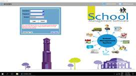 School Management System With Biometric Attendance And SMS