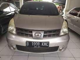 Nissan Grand Livina XV Tahun 2010 bisa tt avanza/xenia/innova/yaris