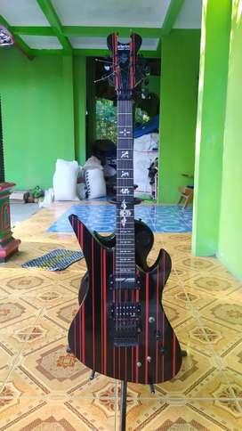 Gitar Listrik Schecter Synister Custom HQ