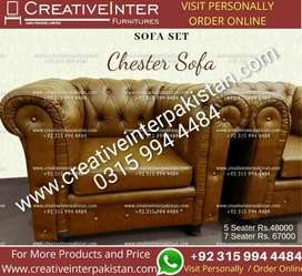 Sofa Set Five seater 7 nextgeneration Furniture Office Table Chair bed