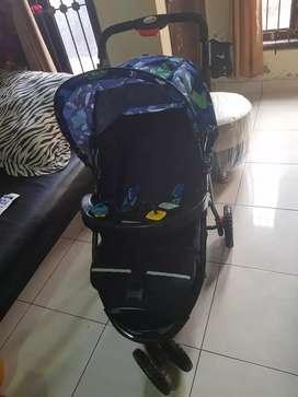 Stroller kereta dorong bayi 0-3thn