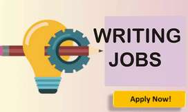 Male female wanted for writing job apply now 66
