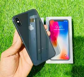iPhone X - 64 GB - black color - Complete excellent - Full kit