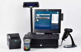POS Billing software available for garments , shoes , cosmetics store