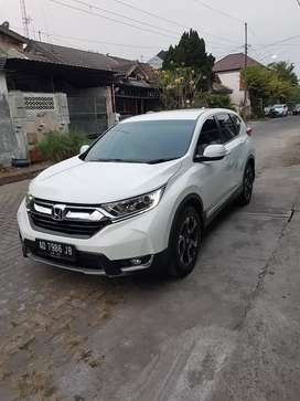 Crv 1.5 turbo 2017 (km 20rb)