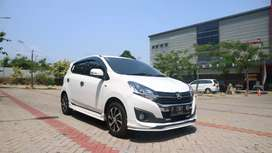 Daihatsu New ayla R 1.2 matic 2018 tdp 15jt !!