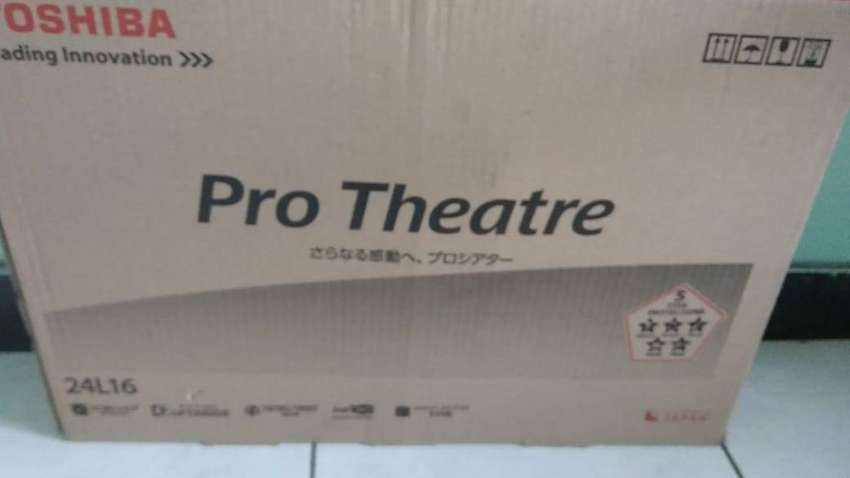 LED THOSIBA PRO THEATRE 0