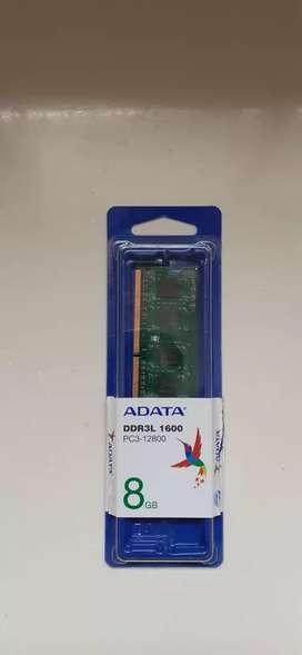 ADATA 4GB RAM with 3yr warrenty