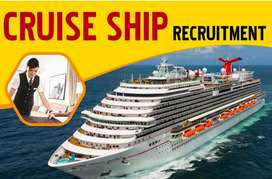 Luxury Cruise Ship Jobs for freshers