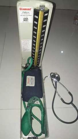 Diamond  deluxe bp apparatus ^ Lithman USA stethoscope