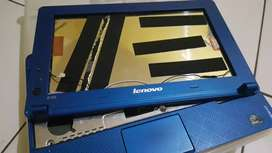 "Casing NetBook 10"" LENOVO IdeaPad S100 + Switch On Off Tombil di Layar"