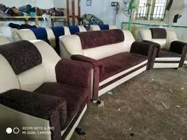 Colour full cushion sofa manufacturing wholesale prices