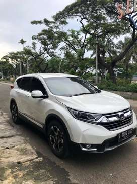 Crv 2.0 Matic 2018 full ori low km
