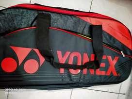 Tas Badminton Yonex Original 2R ada lapisan Thermo