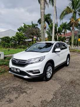 Honda Crv 2.0 at 2016 putih