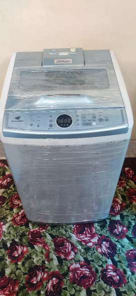 Fully automatic washing machine top load