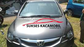 KACA MOBIL CIVIC BATMAN + PEMASANGAN HOME SERVICE KACAMOBIL