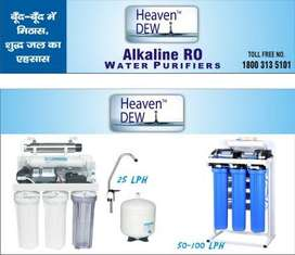 Heaven Dew RO Water Purifier Requires Marketing Executive