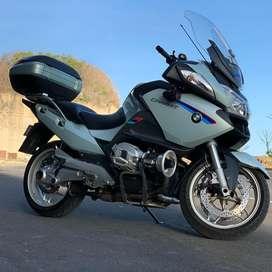 BMW R1200 RT sport touring paling nyaman