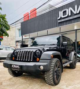 Jeep Wrangler Sport Unlimited Perfect Antik Murah 2011 Terawat