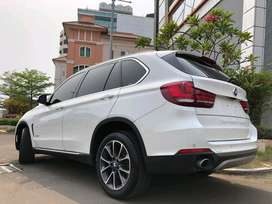 BMW X5 Bensin 3.5x-Drive 2015 White Panoramic PBD 3TV RSE Wrnty5Thn