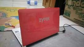 Notebook zyrex merah
