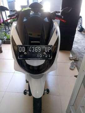 JUAL PCX BUILT UP THAILAND 155 CC