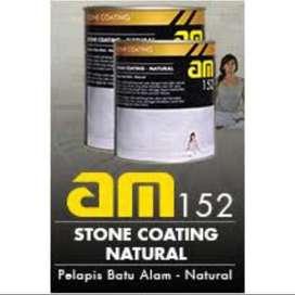 AM152/AM 152 Cat Coating Pelapis Batu Alam Natural Doff Uk 2,5Lt