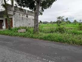 Tanah murah tepi jalan dalam kota