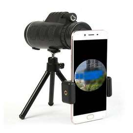 40x60 Panda Monocular built in compass with mobile holder and tripod.