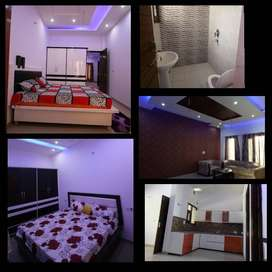 well furnished 2bhk ready to move project gated society