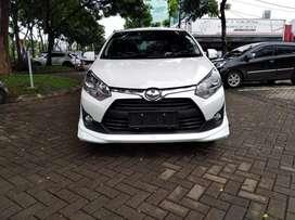 TERMURAH!!! TDP 35JT New Toyota Agya G TRD Sportivo a/t NIK 2020