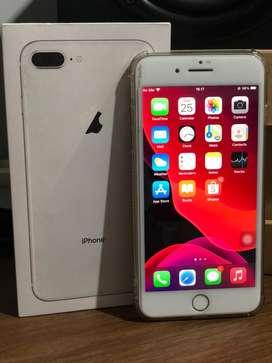 Iphone 8 Plus Ex Ibox 64gb Fullset Istimewa