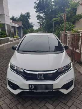 JAZZ RS CVT 2019. Km 4rb. AB Like New.