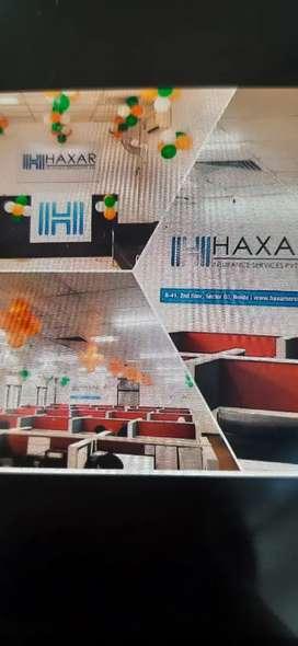 Haxar insurance company pvt Ltd.
